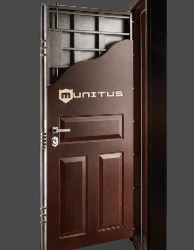 Munitus security door model FE15