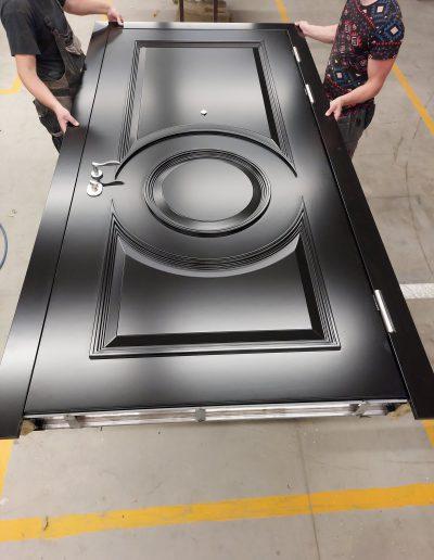 Munitus security door for UK market