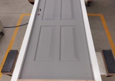 Danish style Munitus security custom made door