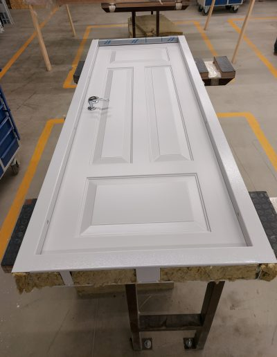 Munitus custom made security doors