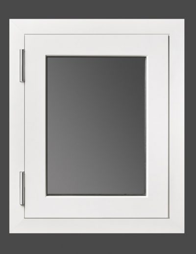 Bullet-resistant BR4 window Munitus