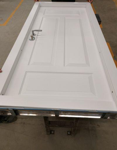Munitus Security door RC3 according to EN 1627 2011 standard