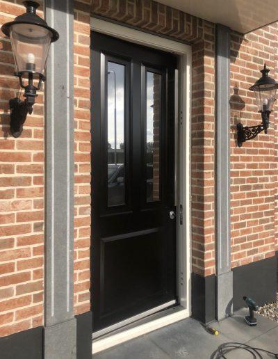 Munitus Security front door installed in the Netherlands