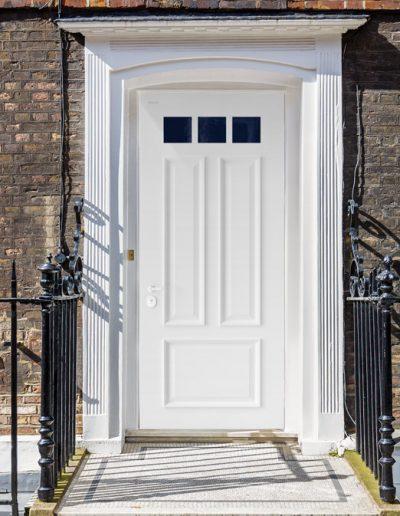 Munius security front door RC3 in London
