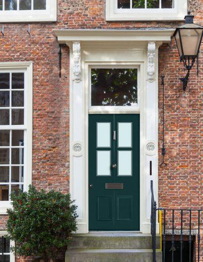 Victorian style Munitus front door in UK
