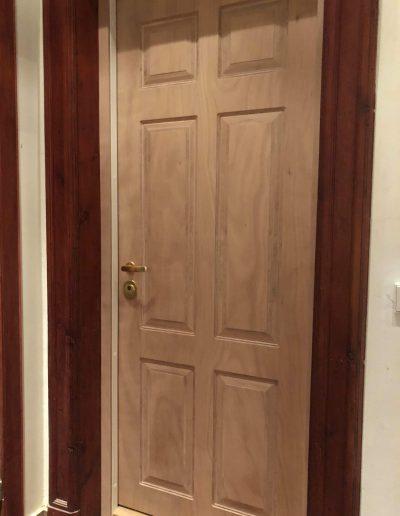 Munitus Security door installed in Holland