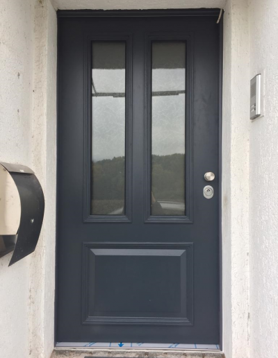 Munitus Security door installed in Germany