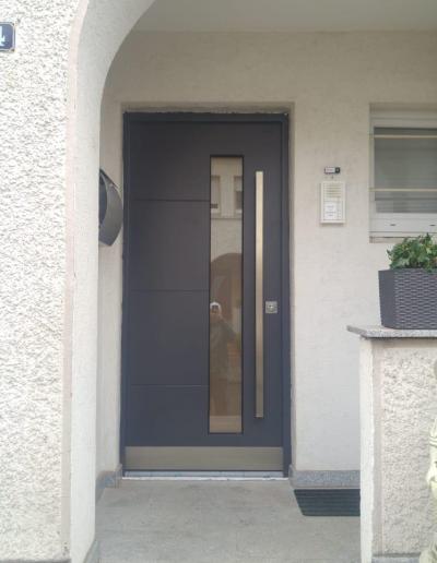Munitus Security door in Germany