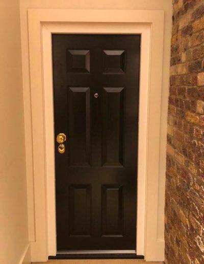 Munitus RC3 security door installed in UK