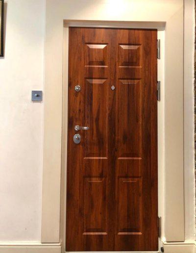 Munitus RC4 security door installed in UK