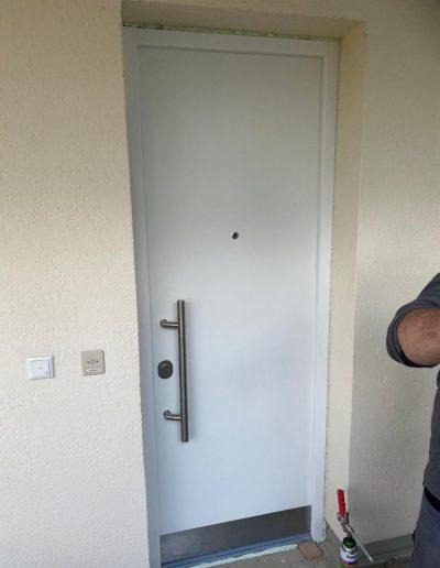 Munitus Security appartment door RC3 installed in Germany