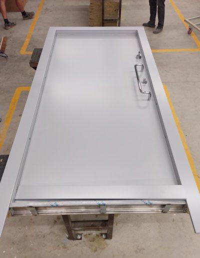 Steel Munitus security door