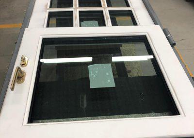 Munitus bullet-resistant BR6 window