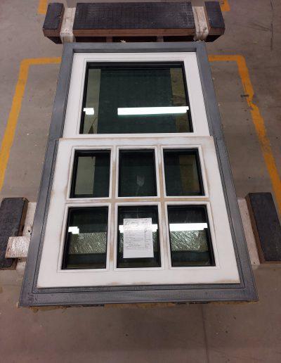 Bullet resistant window Munitus