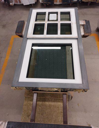 Bullet resistant window BR6 Munitus