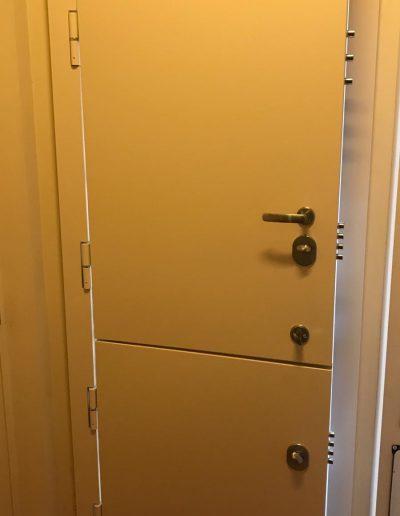 Munitus security stable door instaled in Holland