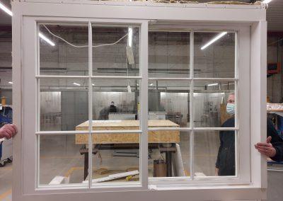 Security sash window #bulletproofwindowsBR6 #BR4securitysashwindows RC4
