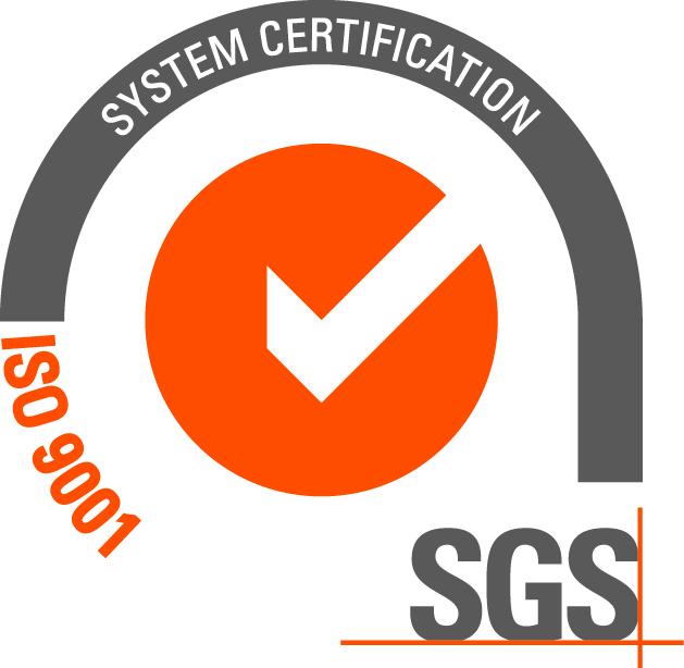 SGS ISO 9001:2015 Munitus Certification