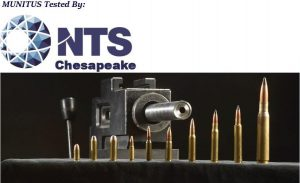 Stab ballistic testing machine NTS Chesapeake