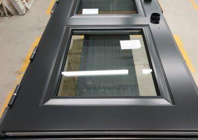 Bullet Resistant door EN1522 FB4 BR4 glass