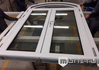 Bullet Resistant Glazing Door FB4 UL752 level 3 BR4 glass